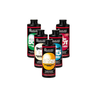 Keen's Tackle & Guns stocks the Aliiant Reloading Powders available in different grades.