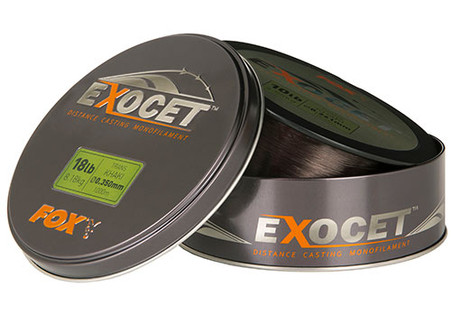 Fox Exocet Trans Khaki Monofilament - Keen's Tackle and Guns