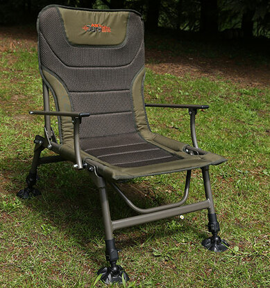 Fox Duralite Chair (CBC059)- Keens Tackle and Guns