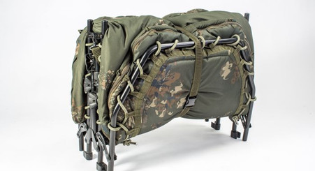 Nash Scope Ops 4 Fold Bed Sleep System
