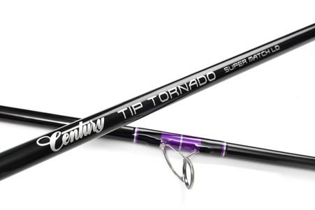 New - Century Tip Tornado Graphex Super Match LD Beach Fishing Rod - Keens Tackle and Guns