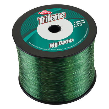 Berkley Trilene Big Game Green 600m Heavy Mono