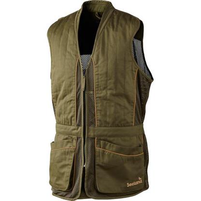 The Seeland Skeet waistcoat- Keens Tackle and guns