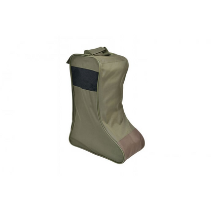 The Percussion Boot Bag is a great way of storing your boots when you're not using them - it also features an easy carry handle.Mesh Section for Breathability,Colour Khaki and a must have for protecting your boots. Keens Tackle and Guns