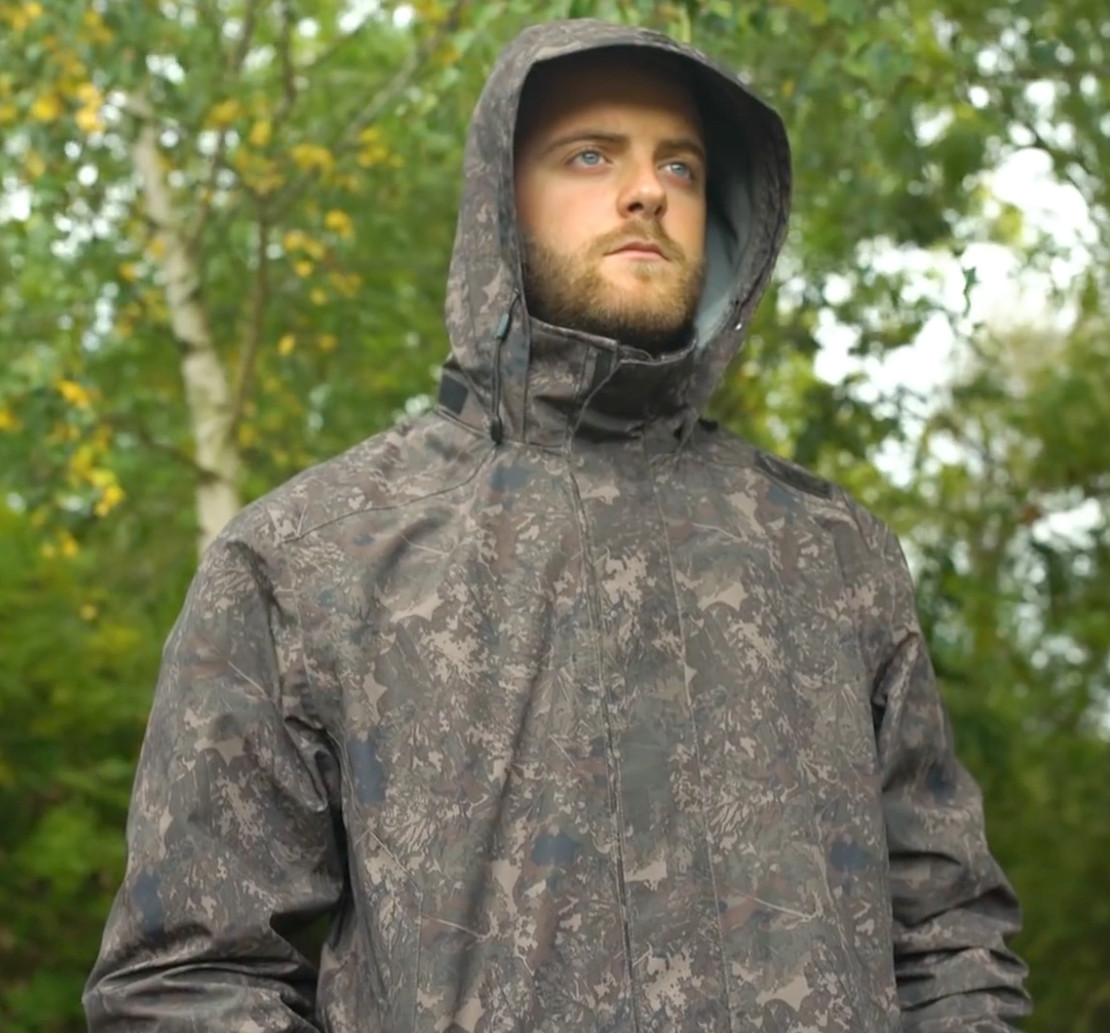 Nash ZT Caribou Parka Waterproof Fleece Lined Jacket NEW Men/'s Carp Fishing