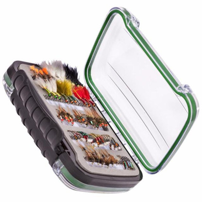 Snowbee Easy Vue Waterproof and Competition Fly Boxes