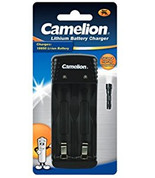 Camelion - two cell battery charger