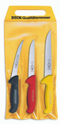 F Dick 3 Piece Deboning Championship Knife Set