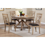 Winners Only Round Dining Table