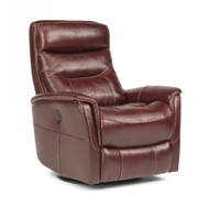 Alden Power Swivel Gliding Recliner