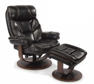 West Ergonomic Chair & Ottoman