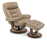 Hunter Ergonomic Chair & Ottoman