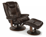 Spencer Ergonomic Chair & Ottoman