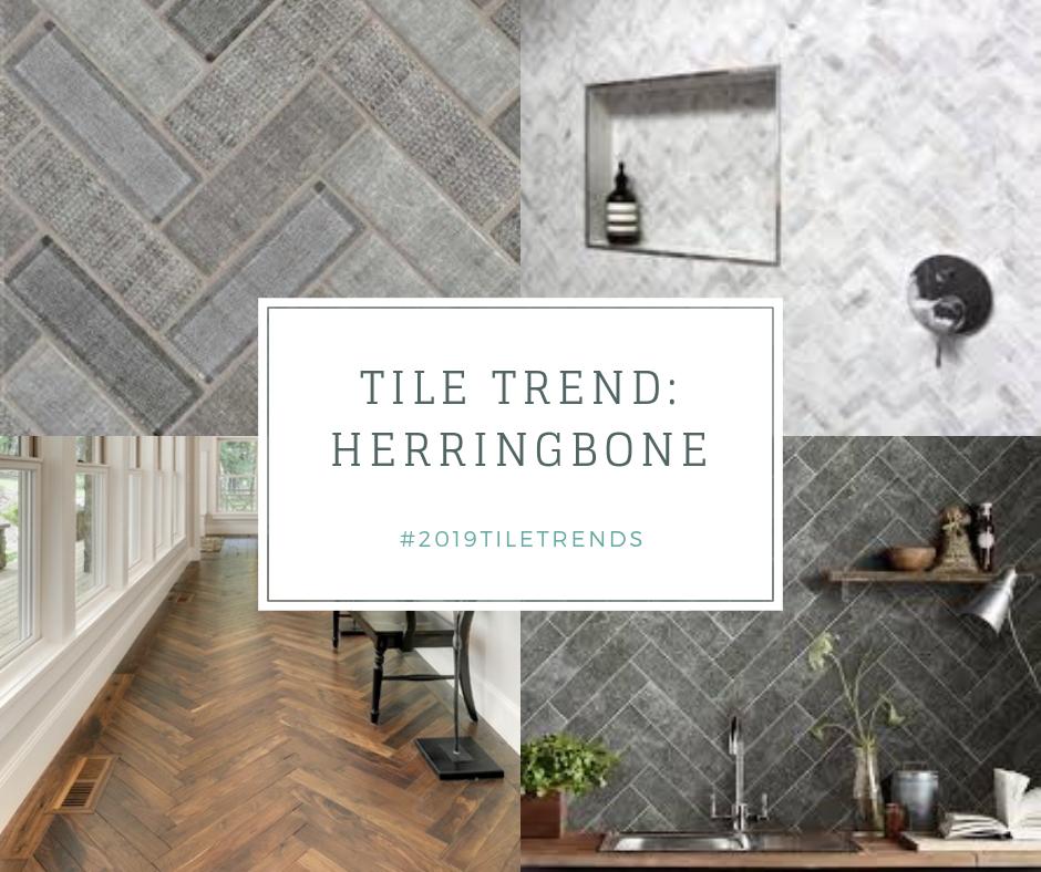 2019 Tile Trends - Milford Ceramic Tile