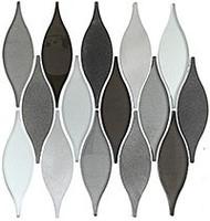 GT Glass Chandelier Velvet Truffle CHS-214