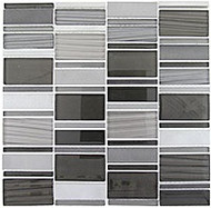 GT Glass Corrugated Dusky Scenery CSS-128