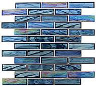 GT Glass Oceania Brick Cobalt Sea OCS-172