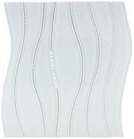 GT Glass Waterfall White Rose WS-252