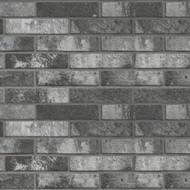 Rondine London Brick Charcoal