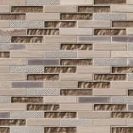 MSI Diamante Brick Mosaic SMOT-SGLSMT-DIA8MM
