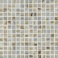 MSI Ivory Iridescent Glass Mosaic THDW3-SH-IVRYIR3/4X3/4GL