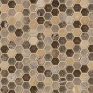 MSI Kensington Hexagon Mosaic SMOT-SGLSGG-KENSINGTN8MM