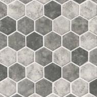 MSI Urban Tapestry Hexagon Mosaic SMOT-GLS-UT6MM