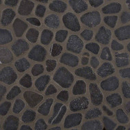 MSI Black Pebbles Tumbled SMOT-PEB-BLK