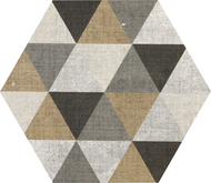 Marca Corona Merino Triangle Mix