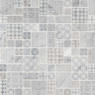 MSI Tetris Blanco Marble Mosaic SMOT-TETBLA-10MM