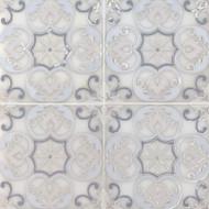 MSI Tetris Blanco Florita Marble Mosaic TTETBLANCO66