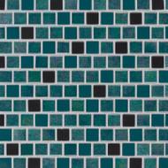 MSI Caribbean  Mermaid 1 x 1 Mosaic SMOT-GLSB-CARMER4MM