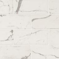 MSI Statuario Celano 3 x 6 Mosaic SMOT-GLS-STACEL36