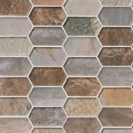 MSI Taos Picket Pattern Mosaic SMOT-GLSPK-TAOS8MM