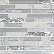 MSI Whistler Ice Interlocking Mosaic SMOT-GLSPIL-WHISTIC8MM