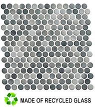 GT Glass Polka Dots  Ombre Reef PLK-65