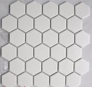 "Arvex Hexagon 2"" White"