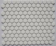 "Arvex Hexagon 1"" White"