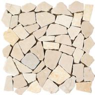 Roca Rockart Juliano Beige 12 x 12 Mosaic FMV169T041
