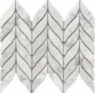 Roca Rockart Spike Marble 10 x 12 Mosaic USTMSPKE005
