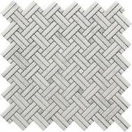 Roca Rockart Crossed Basketweave 12 x 12 Mosaic USTMCBWI003