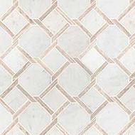 MSI Marbella Lynx Polished Marble Mosaic SMOT-MARBLYNX-POL10MM