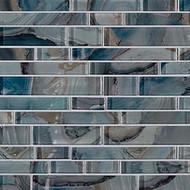 MSI Night Sky Interlocking Mosaic SMOT-GLSIL-NIGSKY8MM