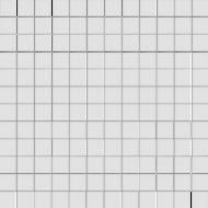 "Roca CC Mosaics Squares 1"" White Matte 12 x 12 Mosaic UFCC130-12M"