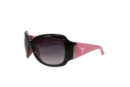 Texas Women's Pink Sunglasses