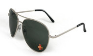 Iowa State Team Color Aviator Sunglasses