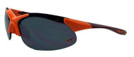 VA Tech Sunglass 8x3544 Full Sport Frame