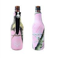 Bone Collector Pink Camo Bottle insulator