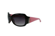 Kansas Women's Pink Sunglasses