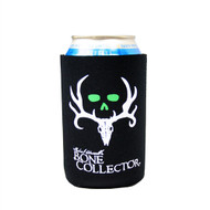 Bone Collector Black/Lime Can Insulator